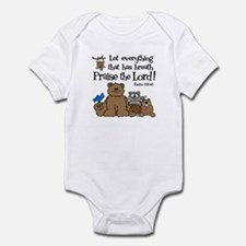 Psalm 150:6 Infant Bodysuit
