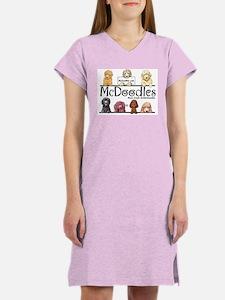 McDoodles Logo Women's Nightshirt