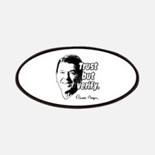 Ronald Reagan Quote Trust But Verify Patches