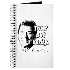 Ronald Reagan Quote Trust But Verify Journal