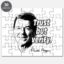 Ronald Reagan Quote Trust But Verify Puzzle