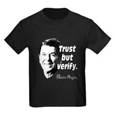 Ronald Reagan Quote Trust But Verify T