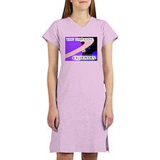 Spiritual/Yoga Friendly Universe Purple Women's TW