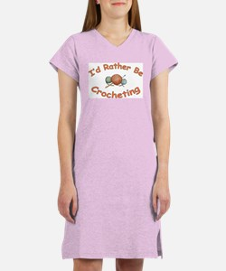 Crochet Women's Nightshirt