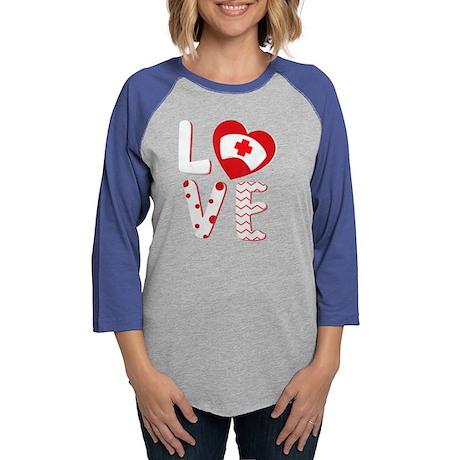 Peace Love Hockey ()2) Women's Nightshirt