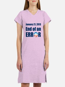 Error Women's Nightshirt