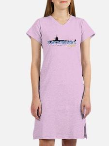 Submariner's Wife Women's Nightshirt