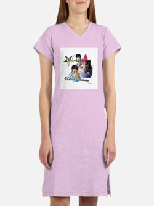 Ladie of Distinction Women's Nightshirt