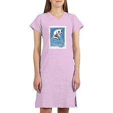 Jack Russells Rule Women's Nightshirt