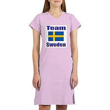 Team Sweden Women's Nightshirt