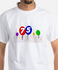 75th Birthday Shirt