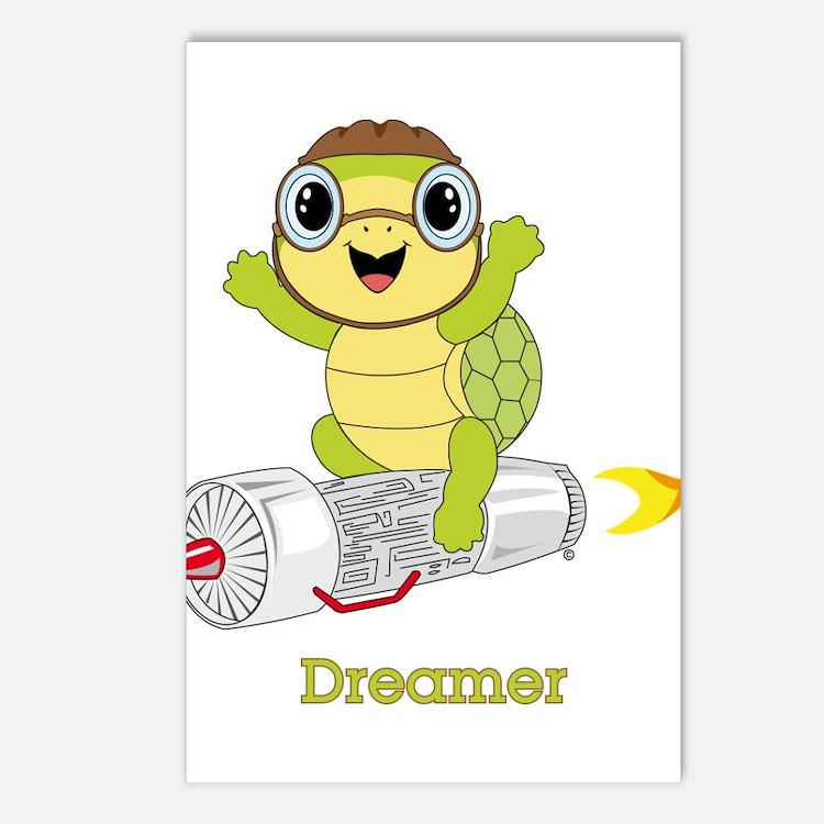 Turtle Dreamer™ Postcards (Package of 8)
