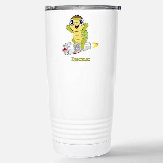 Turtle DreamerT Stainless Steel Travel Mug