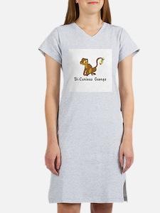 Bi-Curious George Women's Nightshirt