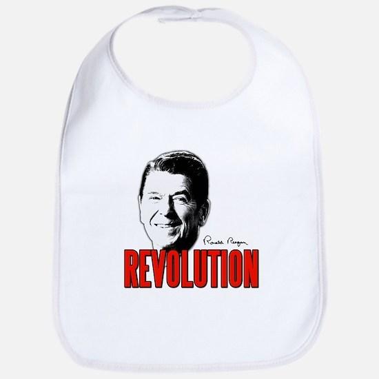 Reagan Revolution Bib