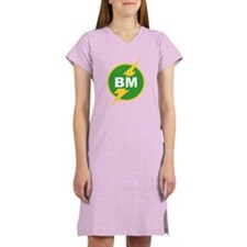BM Best Man Women's Nightshirt