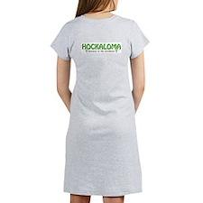 Hockaloma Souvenir - Women's Pink Nightshirt