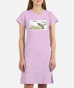 Little Kingdom: Heartworm Women's Nightshirt