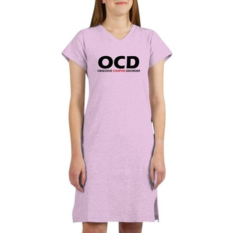 Obsessive Coupon Women's Nightshirt
