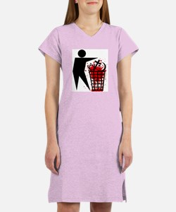 Anti-Religion Women's Nightshirt