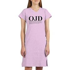 OJD Women's Nightshirt