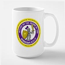 Ephesians Round Large Mug