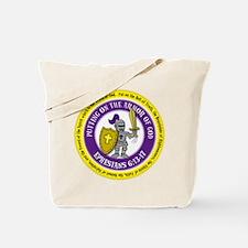 Ephesians Round Tote Bag