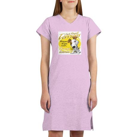 Jack Whisperer Women's Nightshirt