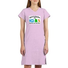 Scottish-Irish Women's Nightshirt