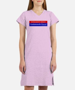 Fundamentally Flawed Women's Nightshirt