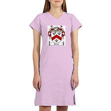 Walsh Family Crest Women's Nightshirt