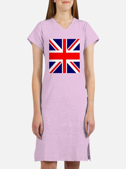 Union Jack Women's Nightshirt