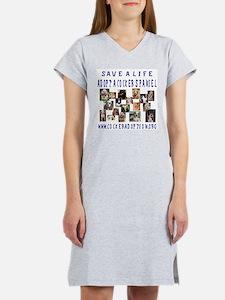 Save a Life Women's Nightshirt