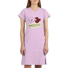 Cute Dictionary Women's Nightshirt
