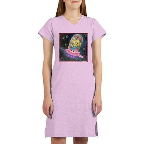 Kozmic Kiddle Women's Nightshirt