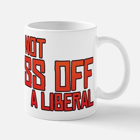 Angry Liberal Mug