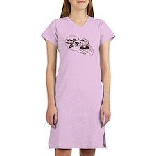 Check Me Boo Women's Nightshirt