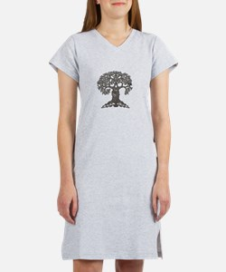 The Reading Tree Women's Nightshirt