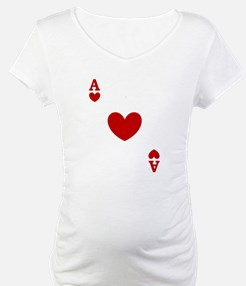 Ace of hearts card player Shirt