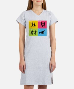 MAD Hoppers Women's Nightshirt