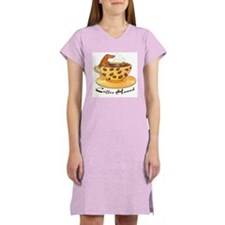 Coffee Hound Women's Pink Nightshirt
