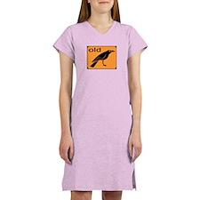 CROW Women's Nightshirt
