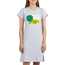 Happy St. Patty's Day Women's Nightshirt