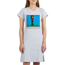 Nothing Is More Important! Women's Nightshirt