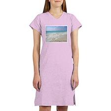 Dreaming of Cancun Women's Pink Nightshirt