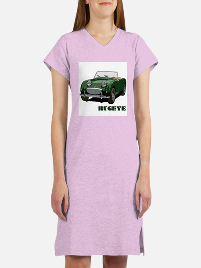 Green Bugeye Women's Nightshirt