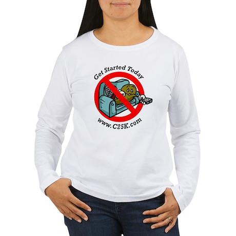 getstarted Long Sleeve T-Shirt