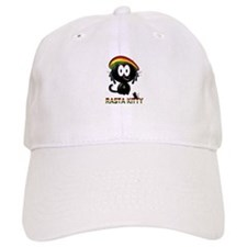 rasta kitty Baseball Cap