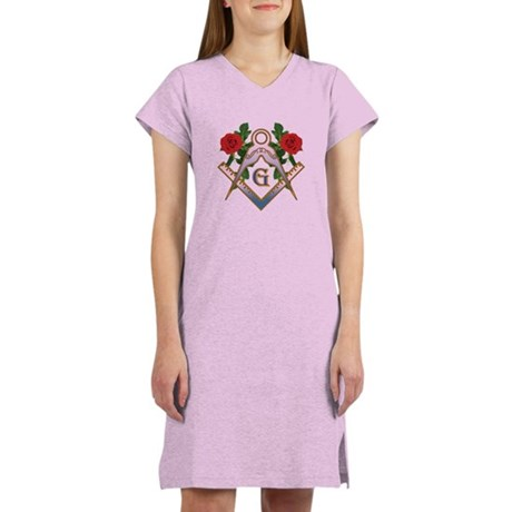 Roses for the Lady Women's Nightshirt