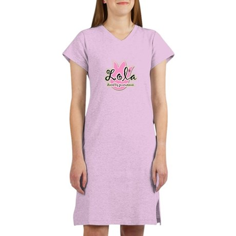 Lola Mother's Day Love Women's Nightshirt
